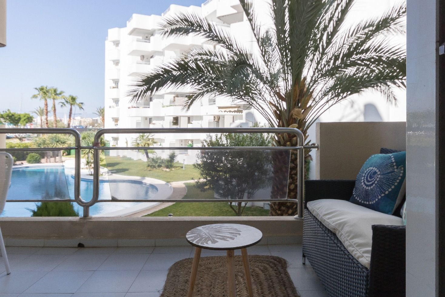 MARINA BOTAFOCH FIRST LINE SEA 2 BED APARTMENT